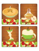 Jeu d'images-les pommes-2
