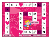 Jeu de la Saint-Valentin 2019