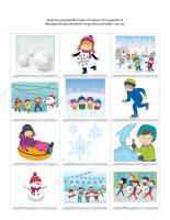 Jeu de la loupe-Carnaval d'hiver