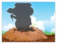 Jeu de la marmotte