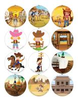 Jeu de mémoire-Les westerns