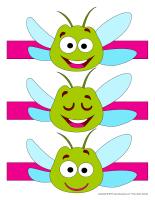 Jeu de quilles-Les libellules