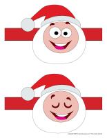 Jeu de quilles-Noël