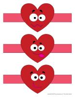 Jeu de quilles-Saint-Valentin-Lettres d'amour-2