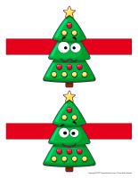 Jeu de quilles-Sapin de Noël