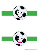 Jeu de quilles-Soccer