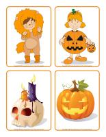Jeu de rassemblement-Halloween