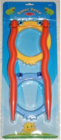 Jeu des anneaux Froggy-Test de jouet-1