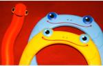 Jeu des anneaux Froggy-Test de jouet-6