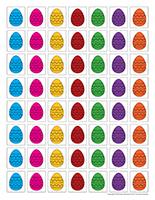 Jeu des couleurs-Pâques