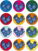 Jeu des places - Des pieds et des mains