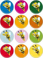 Jeu des places - Les abeilles