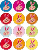 Jeu des places - Les lapins