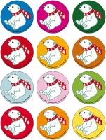 Jeu des places-Les animaux polaires