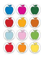 Jeu des places-Les pommes