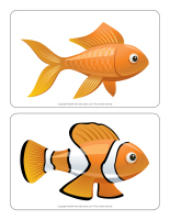 Jeu des poissons