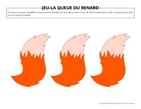Jeu la queue du renard-1