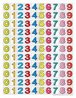 Jeux chiffres miniatures