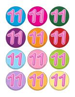 Jeux de transition-Le nombre 11