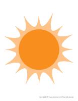 Jeux de transition-Le soleil-2