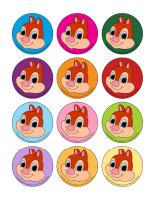 Jeux de transition-Les écureuils
