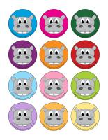 Jeux de transition-Les hippopotames