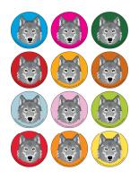 Jeux de transition-Les loups