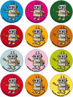 Jeux de transition-Les robots