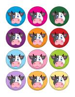 Jeux de transition-Les vaches