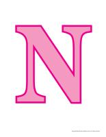 Jeux de transition-Lettre N-2