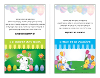 Kiosques de Pâques
