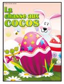 Pâques - Chasse aux cocos