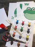 La grenouille qui aimait les abeilles-1