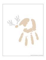 La main renne