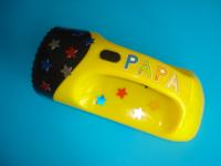 Lampe de poche personnalisée pour Papa-1