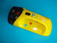 Lampe de poche personnalisée pour Papa-6
