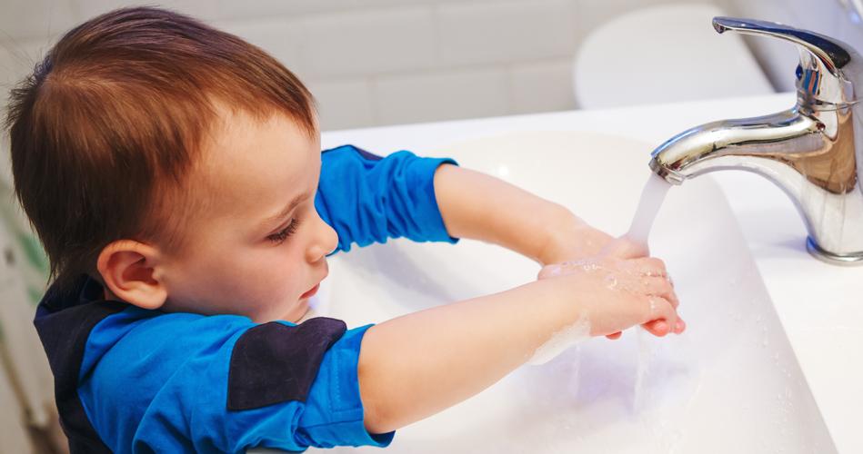 Exceptionnel Lavage des mains : un seul facteur compte! | Educatout MG34