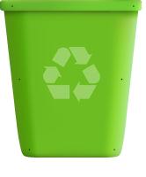 Le recyclage à enfiler