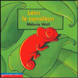 Lecture - Léon le caméléon