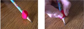 Les adaptateurs de crayon - ergothérapie - 4