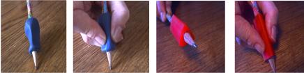 Les adaptateurs de crayon - ergothérapie - 5