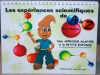 Les expériences scientifiques de A à Z avec Globule-1