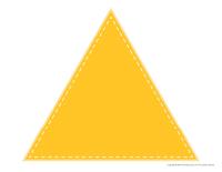 Les formes colorées-1