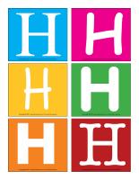 Lettre H en couleurs-1