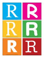 Lettre R en couleur-1