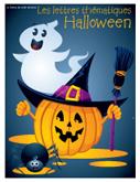 Halloween - Lettres thématiques