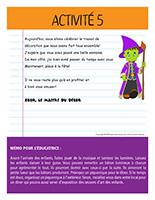 Lettre thématique-Halloween-Les décorations-Activité-5