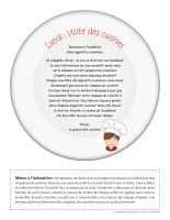 Lettre thématique-L'Académie des apprentis cuisiniers