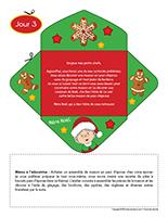 Lettre thematique-Noel-La cuisine-Jour 3
