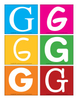 Lettres G en couleurs-1